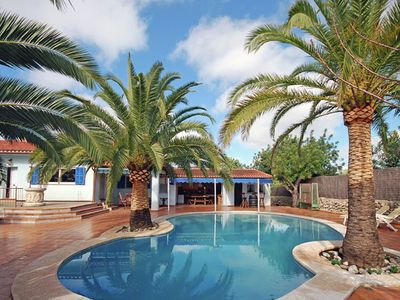 Photo for Country house with pool at 3,5 km from the beaches of Cala Domingos and Cala Murada