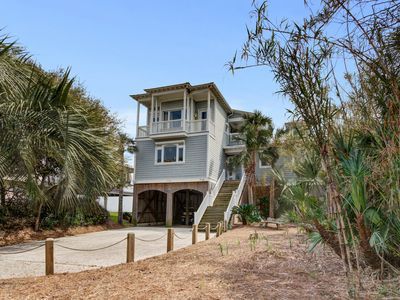 Photo for Luxury oceanfront dog-friendly home w/elevator - available for special events!