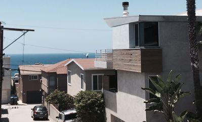 Photo for Manhattan Beach Sand Section Home With Water View