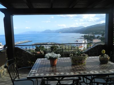 Photo for 2BR Apartment Vacation Rental in Cala Gonone