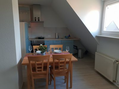Photo for Exhibition CGN / DUS attic studio apartment for 1-8 people by renting