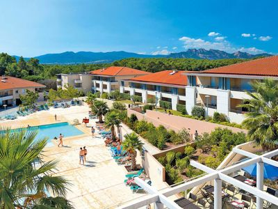 Photo for Apartment Anlage mit Pool (RSA183) in Roquebrune sur Argens - 8 persons, 2 bedrooms