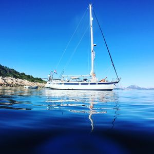 Photo for Sailing in the archipelago: Lefkas, Cephalonia, Itaka and the cute minor islands