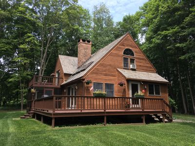 Photo for NEW! Clean & Cozy Hillsdale Cabin, minutes to Catamount, Tanglewood