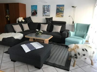 Photo for Holiday apartment St. Moritz for 4 - 6 persons with 3 bedrooms - Holiday apartment in one or multi-f