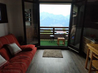 Photo for APARTMENT ALPE D'HUEZ AREA Passeaux