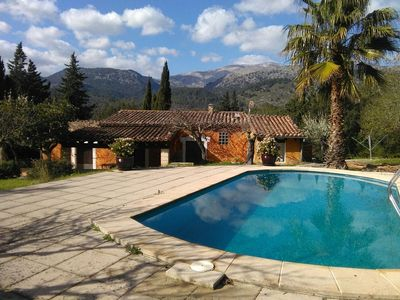 Photo for Country house with private pool for 5 people