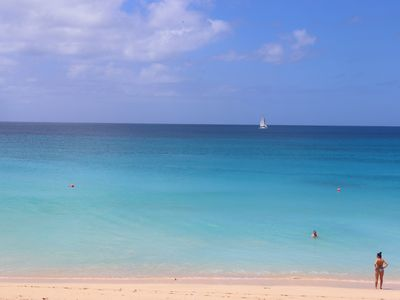 Photo for Luxury one bedroom apartment in the heart of Holetown Barbados - Walking Distance to the Beach