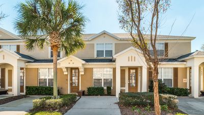 Photo for Luxury 3B/3B Disney Town home that sleeps up to 8 people. with private splash pool