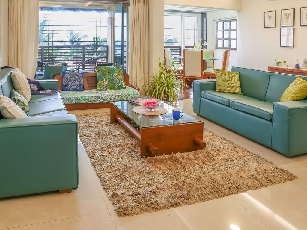 Seafront Haven in Bandra - Flat 1