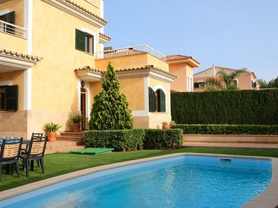 Photo for VILLA MARIO, PRIVATE POOL, GARDEN, WIFI