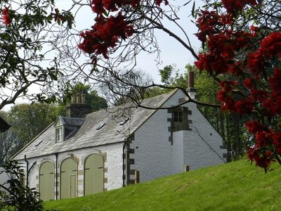 Stables Cottage - 4-star cottage, with log burning stove, sleeps 4