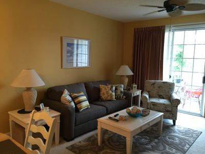 Photo for Families and Golfers, All Inclusive Rates! Barefoot Resort Condo - Rated 5 Stars