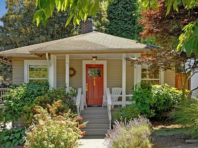 The Greenlake Getaway - Welcome Home to the Greenlake Getaway!