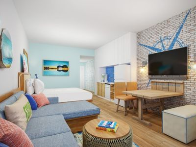 Photo for Lavish Margaritaville Vacation Club, Studio Deluxe, Not Far from your Favorite Destinations