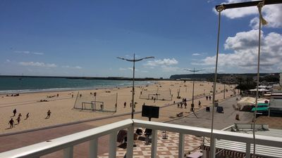 Photo for 2 bedroom apartment in front of the Paseo Maritimo Barbate