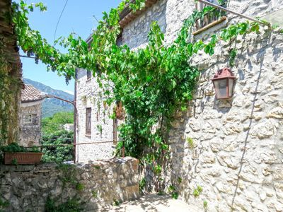 Photo for Apartment Milleunapietra (CNP102) in Castelnuovo Parano - 2 persons, 1 bedrooms