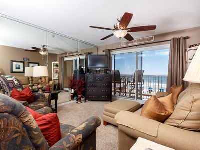 Photo for Summerlin 202:  Reserved parking, BEACH SERVICE, beach front master bedroom