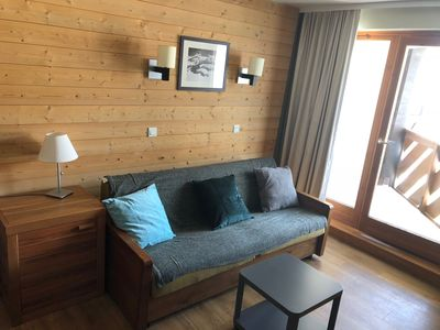 Photo for Charming 2 rooms in Val-Thorens | Charming 1 bed in Val-Thorens