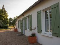 A charming, well-equipped and comfortable cottage, very situated for exploring the Loire Valley.