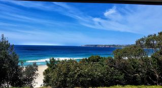 Swell No4 @ Mollymook