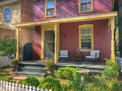 Photo for Chestertown's Pet-Friendly Little Red Cottage