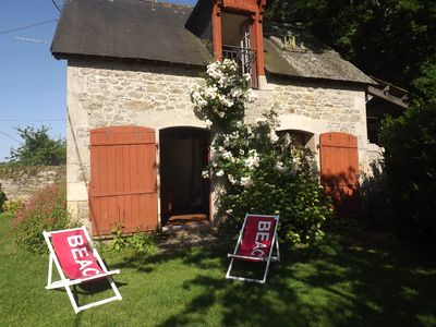Photo for 2BR House Vacation Rental in Saint-Cast-le-Guildo, Bretagne