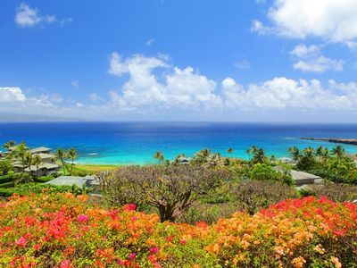 Photo for Relax on your large lanai with unbeatable ocean views, and surrender to paradise!