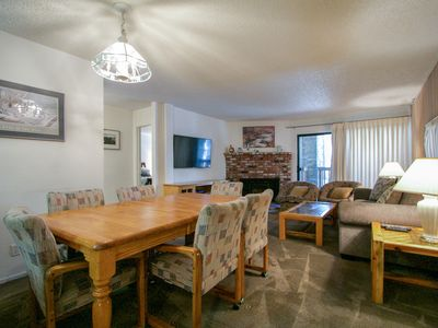 Photo for Mountain Rustic, Quiet Location, Great Complex Amenities