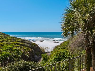Photo for LEGACY 102: Beautifully Decorated Gulf Front Condo Located in Seagrove Beach!!