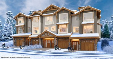 Photo for Brand New Luxury Ski In/Ski Out Townhouse - 2 King Beds & Double/Twin Bunk Bed