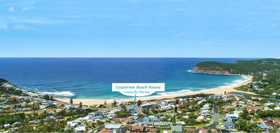 Only 3 minutes easy walk to beautiful Copacabana beach, cafes, parks and shops.