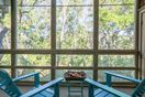 Enjoy breakfast, fresh air and the sounds of Kiawah nature on our screened-in porch.