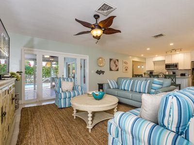 Photo for Affinity Pearl - Tropical Oasis, Pool, Covered Patio, Near Beach