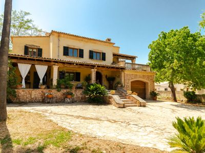 Photo for Vacation home Son Apiana in Mancor de la Vall - 8 persons, 4 bedrooms