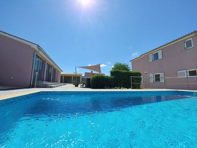 Photo for VILLA MATTEA - pool, tavern and outdoor whirlpool