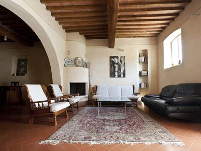 Photo for family room, in B&B of 1700, 5 km from Pisa