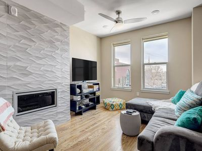 Photo for Downtown Townhome! Steps from the Light Rail & Gym