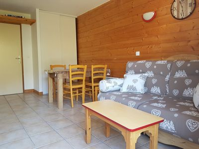 Photo for Duplex 4-6 pers (35m2), ski slopes - Aussois