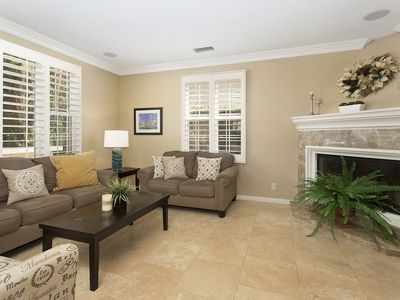 Photo for Live in this Mediterranean style detached home