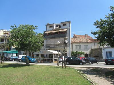 Photo for Holiday apartment in the center 100 m from the beach