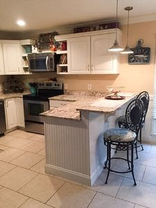 Photo for Folly Field Beach, Pet Friendly, One level,  Fenced yard, Bikes, Walk to beach!