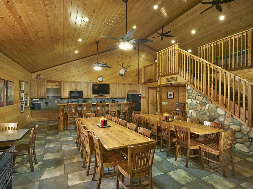 Gather Your Group At The Bunkhouse