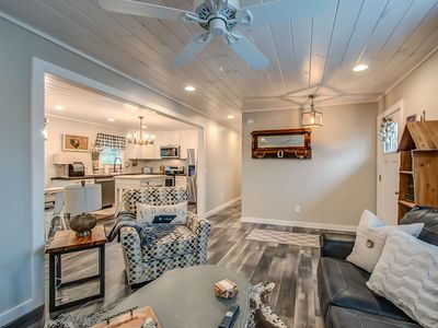 Photo for Fully renovated barn inspired bungalow so cozy you won't want to go home!