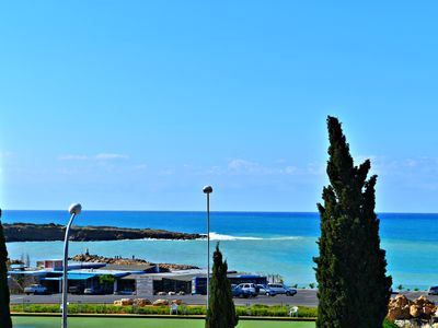 Photo for Coral Bay -3 Bed Apartment -200m to Coral Bays Blue flag Beaches and Restaurants