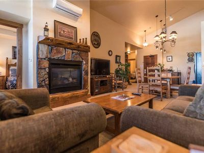 Photo for Spacious top floor residence with A/C -  Amenitites- Summer Specials!!! TL2310