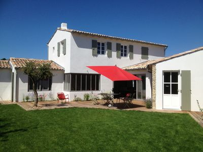 Photo for House in Ile de Ré,5mns away from the beaches and the village