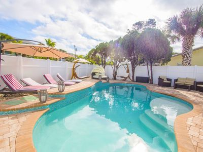 Photo for Golden Coast Cottage - Private Pool - SUMMER SPECIA