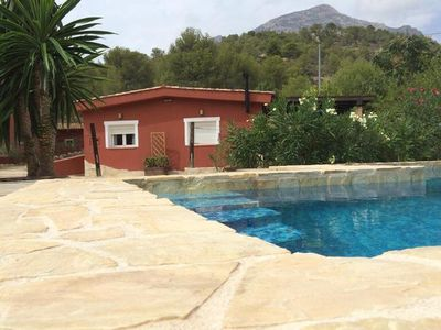 Photo for Holiday house Finestrat for 4 - 5 persons with 2 bedrooms - Holiday house