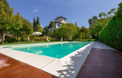 Photo for ACCOMMODATION APARTMENTS IN VILLA WITH GARDEN-PARK AND SWIMMING POOL